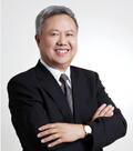 北京蓝天城投资有限公司董事李敬东照片