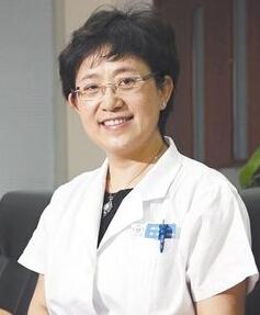北京大学第三医院院长乔杰照片