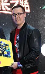 玩具反斗城中国区董事总经理慕飞马照片