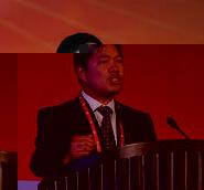 步步高商业连锁股份有限公司创始人、董事长王填照片