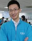E袋洗CEO陆文勇照片