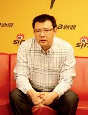 中国百货商业协会商业运营分会常务副会长徐勇照片