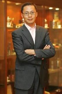 信中利资本集团董事长汪潮涌照片