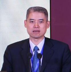 中国股权投资基金协会秘书长李伟群照片
