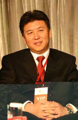 东软集团董事长刘积仁照片