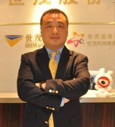世茂影院投资发展有限公司总经理刘明