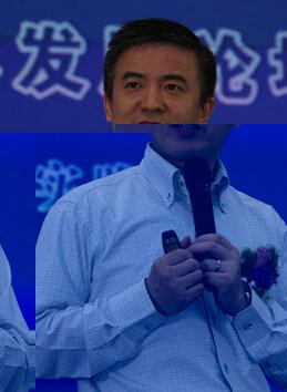 复星集团HR副总经理叶阿次照片