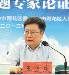 商务部流通业发展司副司长王选庆