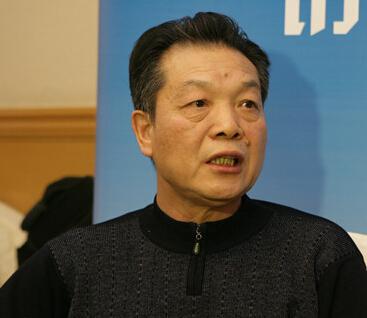 中国炼焦行业协会会长崔丕江照片