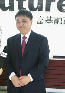 北京富基融通科技有限公司总裁杨德宏照片