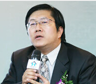 中国房地产业营销协会会长朱曙东照片