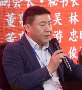 上海赤坂亭餐饮投资管理有限公司董事长游忠旺照片