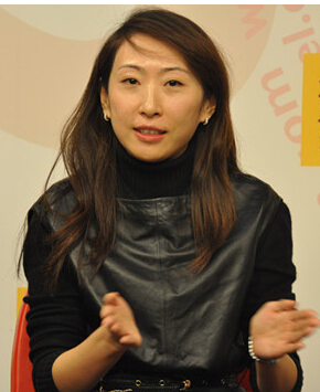 保利电影院线有限公司北京分公司总经理管丹丹照片