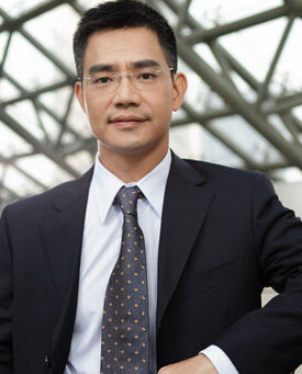 华润置地副总裁孔小凯照片