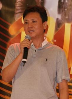 北京世贸天阶总经理樊献勇照片