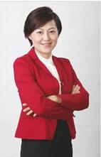 希捷科技全球副总裁孙丹照片