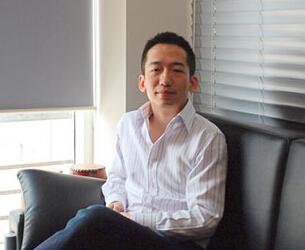 光音网络CEO王灏照片