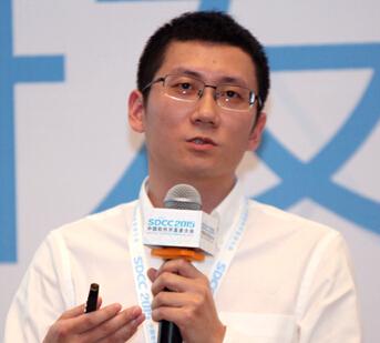 阿里巴巴产品专家张程荣照片