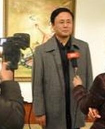 博宝艺术网总经理任培成照片