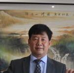 中国文化艺术品产权交易所总裁丁晓飞照片