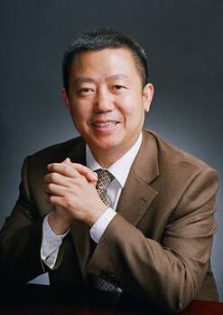 江苏红豆集团总裁周海江照片