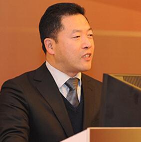中国金融信息中心总经理叶国标
