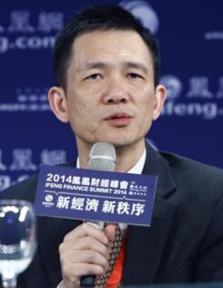北京大学国家发展研究院院长姚洋照片