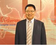 中国恒天集团董事长张杰照片