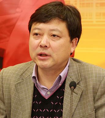 深圳合纵联盟投资发展有限公司总经理付兆阳照片