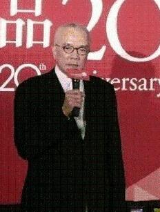 誠品生活股份有限公司創始人吳清友照片