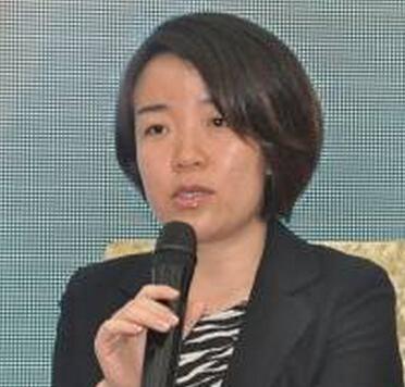 华谊兄弟影院投资有限公司开发总监王雪岚照片