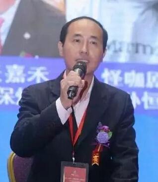 橙天嘉禾娱乐有限公司业务拓展执行总经理李保煜照片