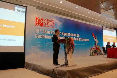 2015第十届亚太人工耳蜗植入及相关科学大会(APSCI 2015)