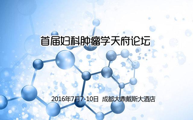 首届妇科肿瘤学天府论坛