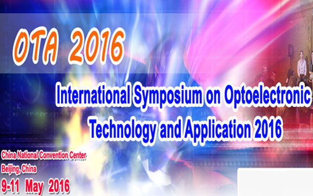 International Symposium on Optoelectronic Technology and Application