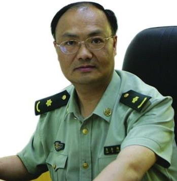 南京军区福州总医院信息化办公室主任陈金雄照片