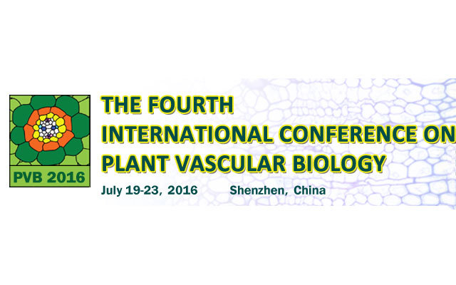 第四届国际植物维管生物学学术研讨会