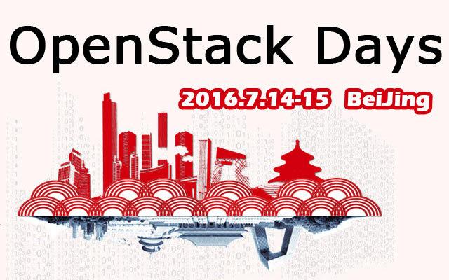OpenStack Days China