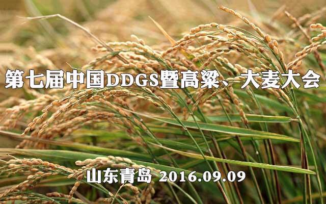 2016第七届中国DDGS暨高粱、大麦大会