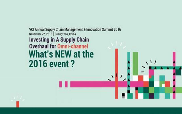 VCI Annual Supply Chain Management & Innovation Summit 2016