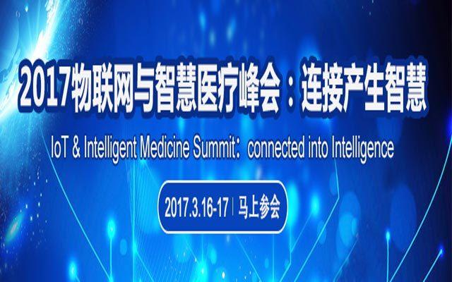 2017物联网与智慧医疗峰会