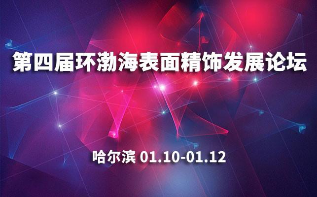 2017第四届环渤海表面精饰发展论坛