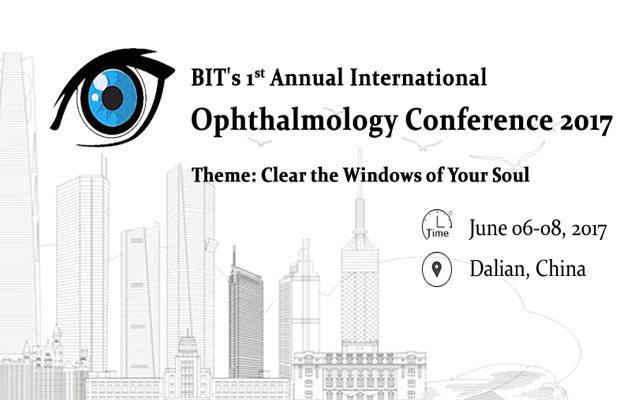 2017第一届国际眼科大会