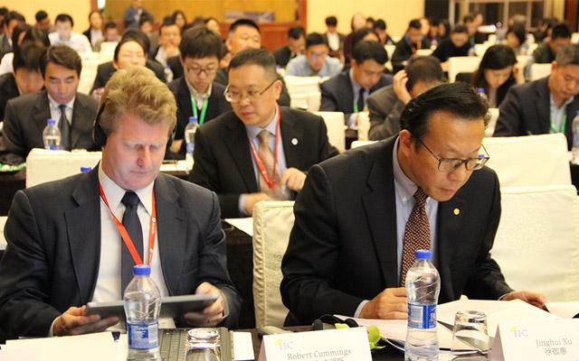 2016中国保险业创新国际峰会现场图片