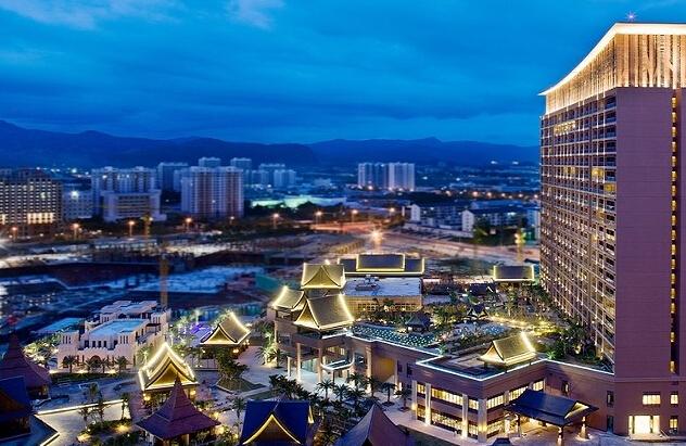 三亚湾红树林国际会展中心