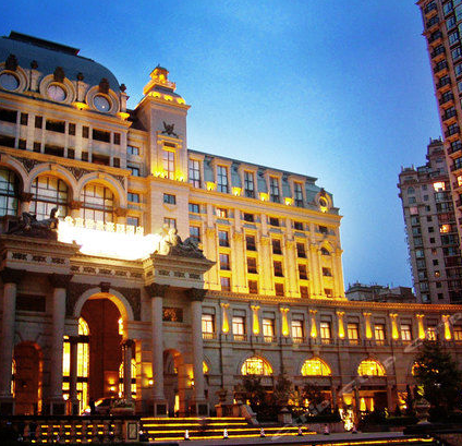 珠江帝景豪庭酒店