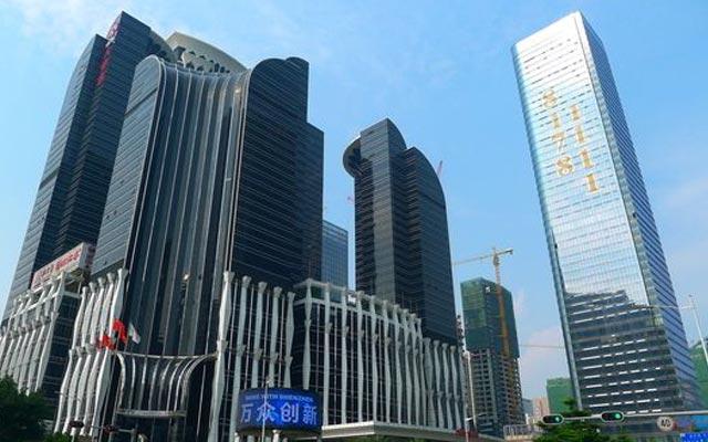 深圳大中华喜悦展览中心