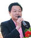 深圳华人金融控股集团执行总裁赵海龙照片
