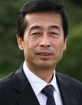 伊利集团执行总裁张剑秋照片