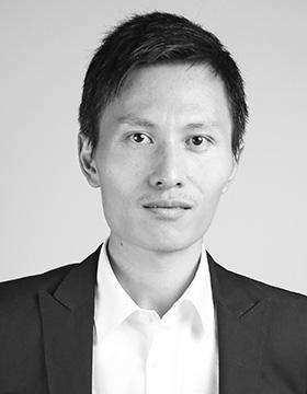 深圳甲古文创意设计有限公司创意总监康伟杰照片